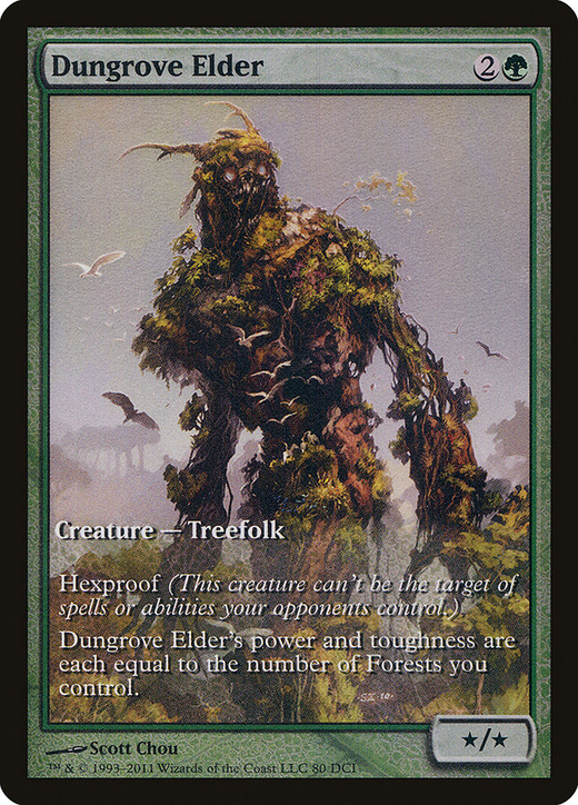 Dungrove Elder image