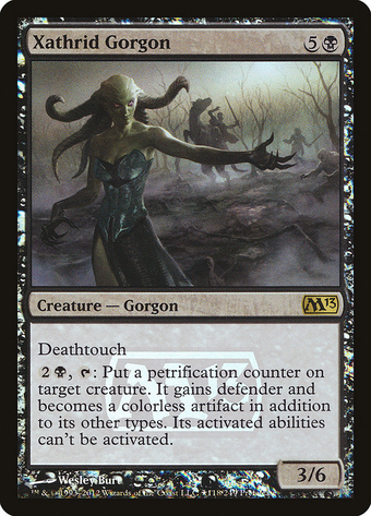 Xathrid Gorgon image