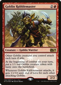 Goblin Rabblemaster image