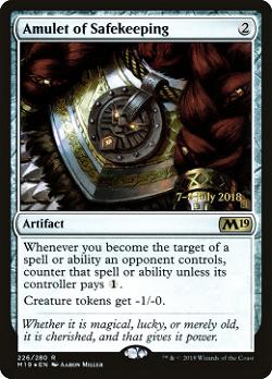 Amulet of Safekeeping image