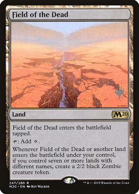 Field of the Dead image