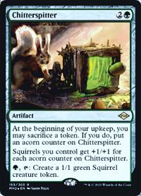 Chitterspitter image