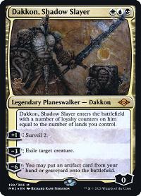 Dakkon, Shadow Slayer image
