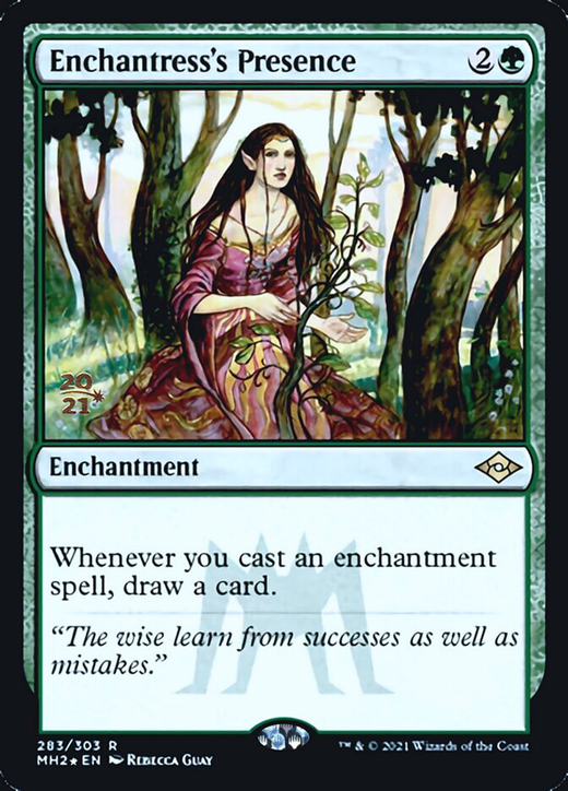 Enchantress's Presence image