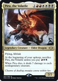 Piru, the Volatile image