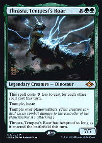 Thrasta, Tempest's Roar image