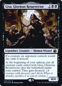 Gisa, Glorious Resurrector image