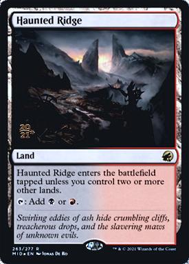 Haunted Ridge image