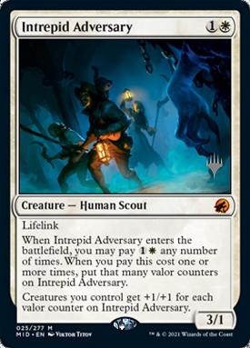 Intrepid Adversary image