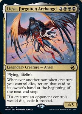 Liesa, Forgotten Archangel image