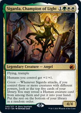 Sigarda, Champion of Light image