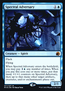 Spectral Adversary image