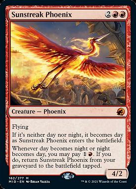 Sunstreak Phoenix image