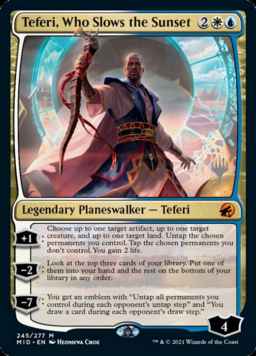 Teferi, Who Slows the Sunset?&width=200