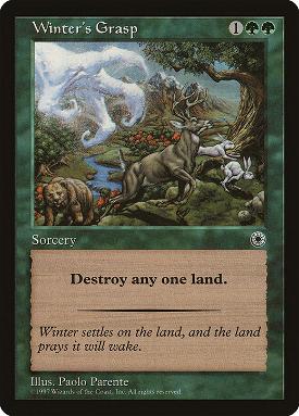 Winter's Grasp image