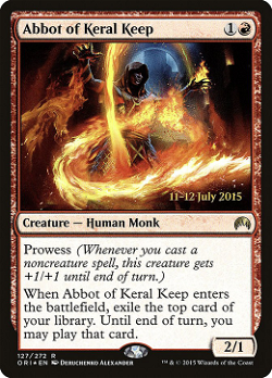Abbot of Keral Keep image