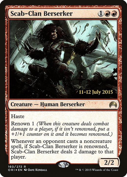 Scab-Clan Berserker image