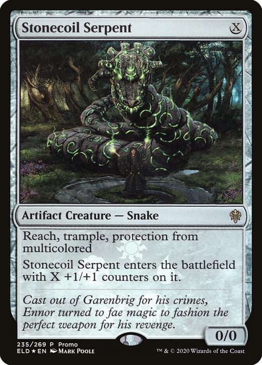 Stonecoil Serpent image