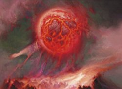 Mono Red Phoenix image