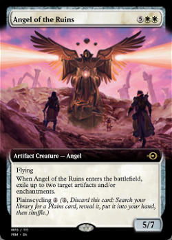 Angel of the Ruins image