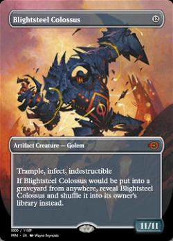 Blightsteel Colossus image