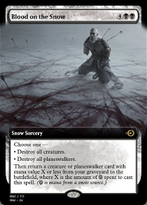 Blood on the Snow image