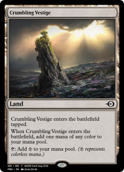 Crumbling Vestige image