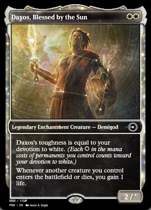 Daxos, Blessed by the Sun?&width=200