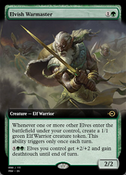 Elvish Warmaster image