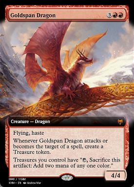 Goldspan Dragon image