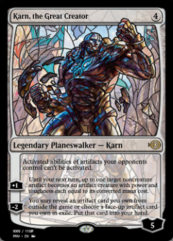 Karn, the Great Creator image