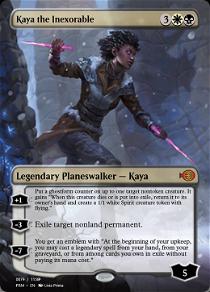 Kaya the Inexorable image