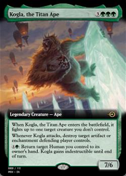 Kogla, the Titan Ape image