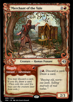 Merchant of the Vale // Haggle image