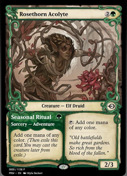 Rosethorn Acolyte // Seasonal Ritual?&width=200