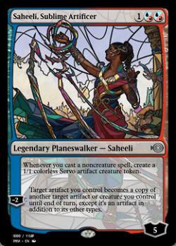 Saheeli, Sublime Artificer image