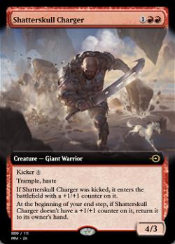Shatterskull Charger image