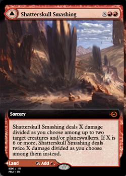 Shatterskull Smashing // Shatterskull, the Hammer Pass image