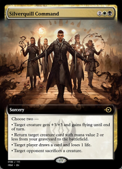 Silverquill Command image