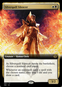 Silverquill Silencer image