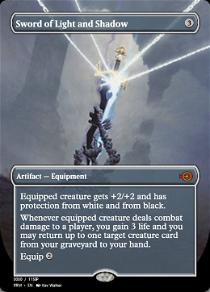 Sword of Light and Shadow image