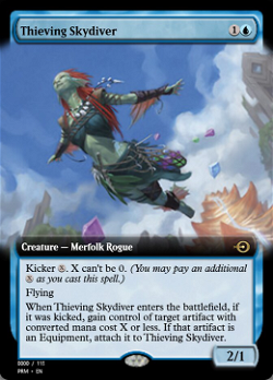 Thieving Skydiver image
