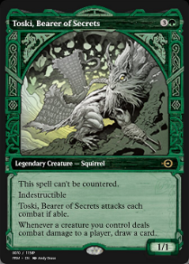 Toski, Bearer of Secrets