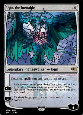 Ugin, the Ineffable image