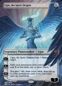 Ugin, the Spirit Dragon image