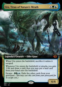 Uro, Titan of Nature's Wrath image