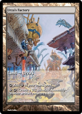 Urza's Factory image