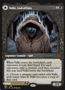Valki, God of Lies // Tibalt, Cosmic Impostor image