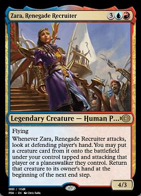 Zara, Renegade Recruiter image