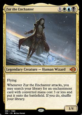 Zur the Enchanter image